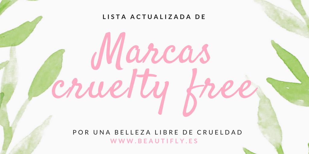 Lista actualizada de marcas cruelty free para apostar por una belleza libre de crueldad