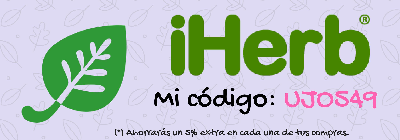 Código descuento para ahorrar en iHerb