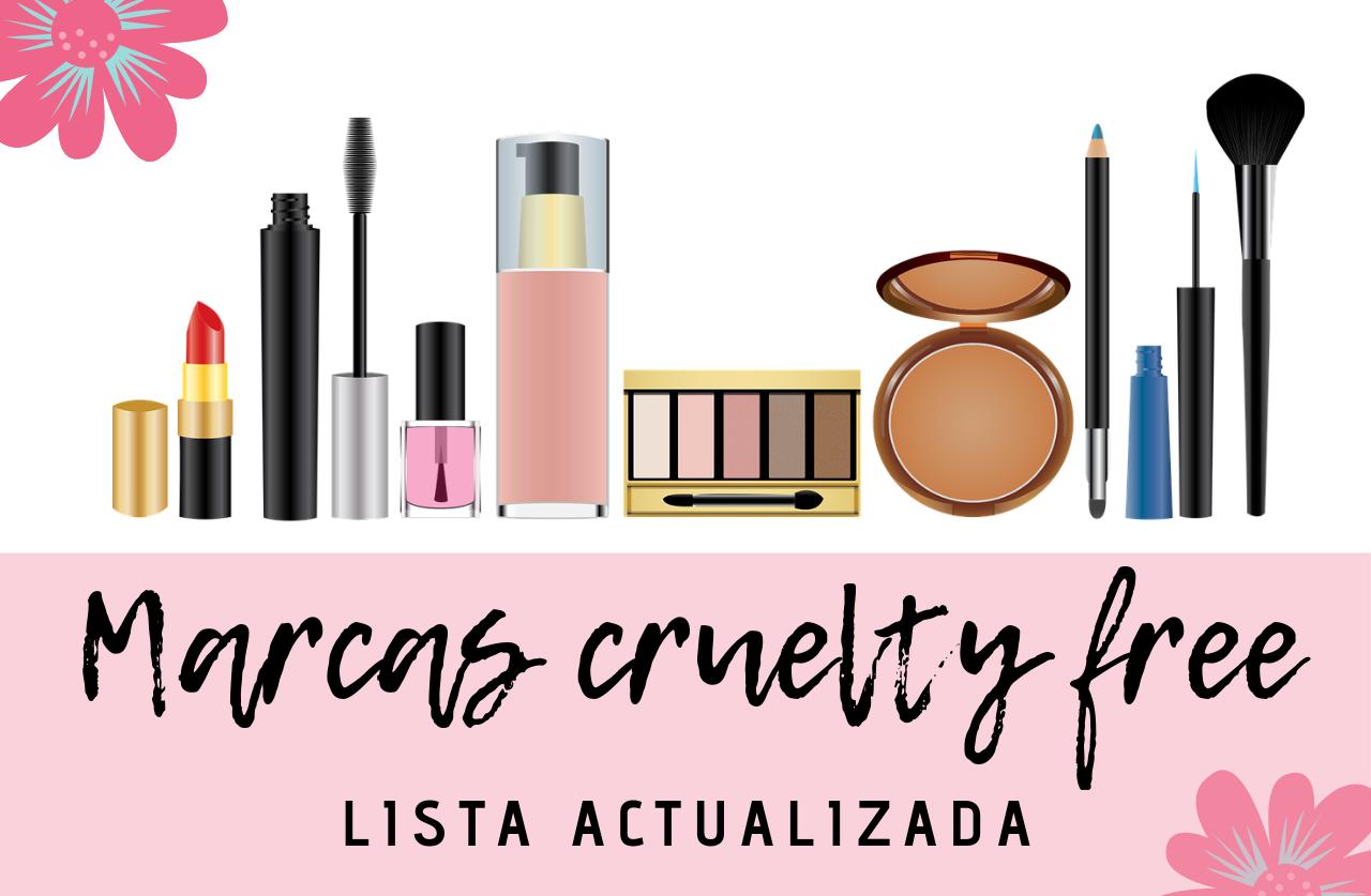 Lista de marcas cruelty free actualizada 2018