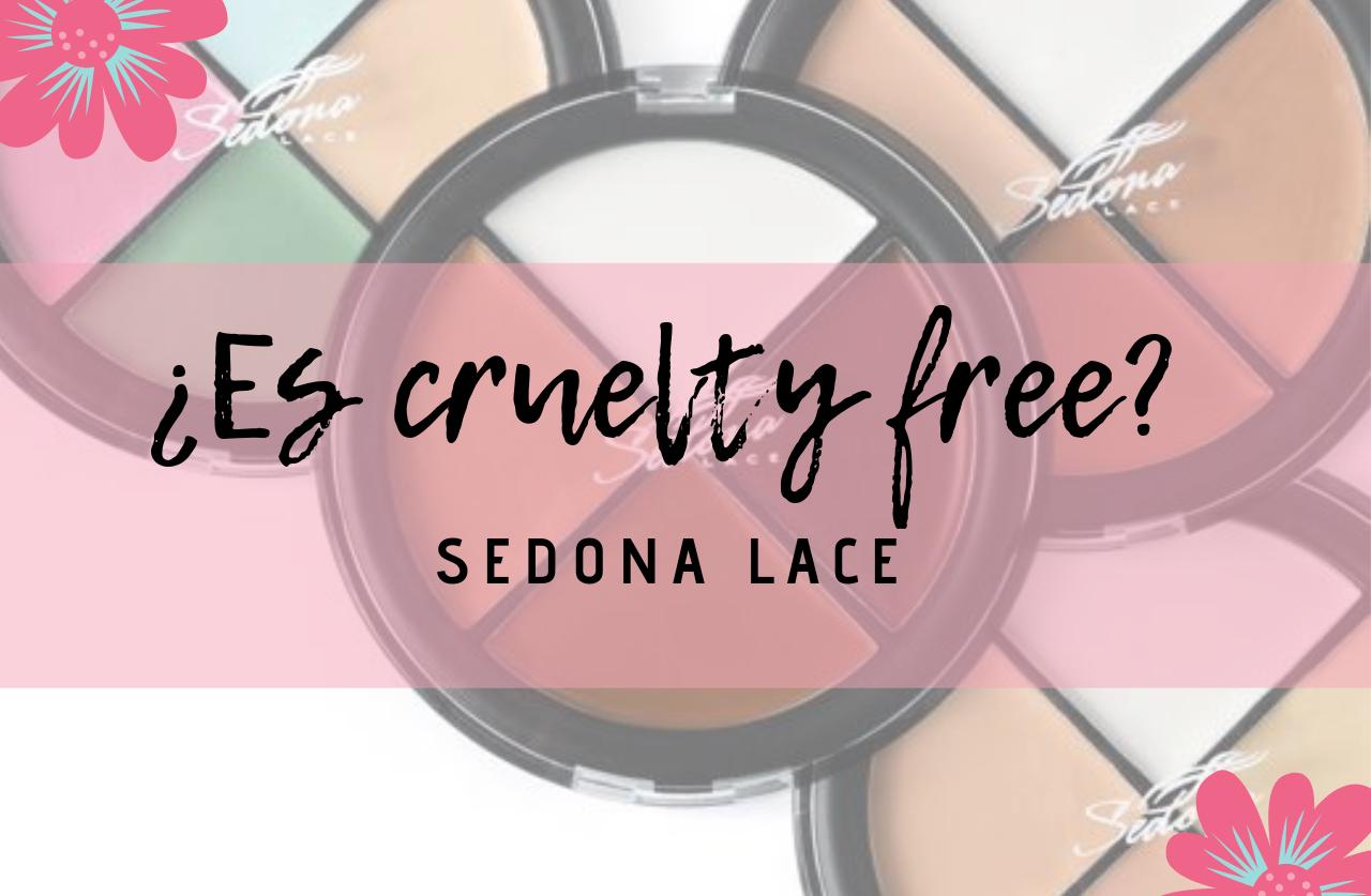 Descubre si Sedona Lace es cruelty free o testa en animales