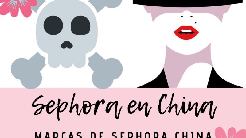 Todas las marcas que Sephora vende en China