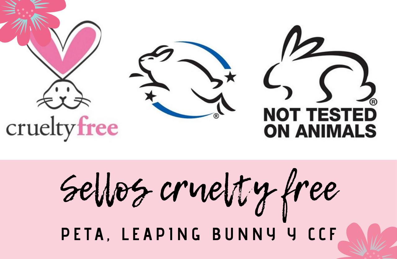 Conoce los sellos cruelty free oficiales