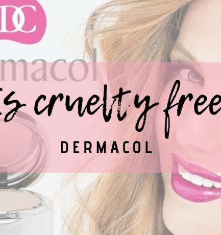 Dermacol, ¿es realmente cruelty free?