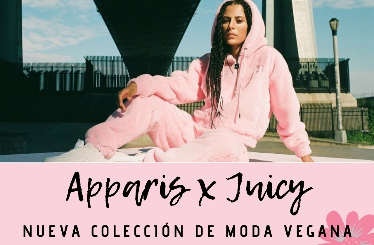 Colección vegana Apparis x Juicy Couture