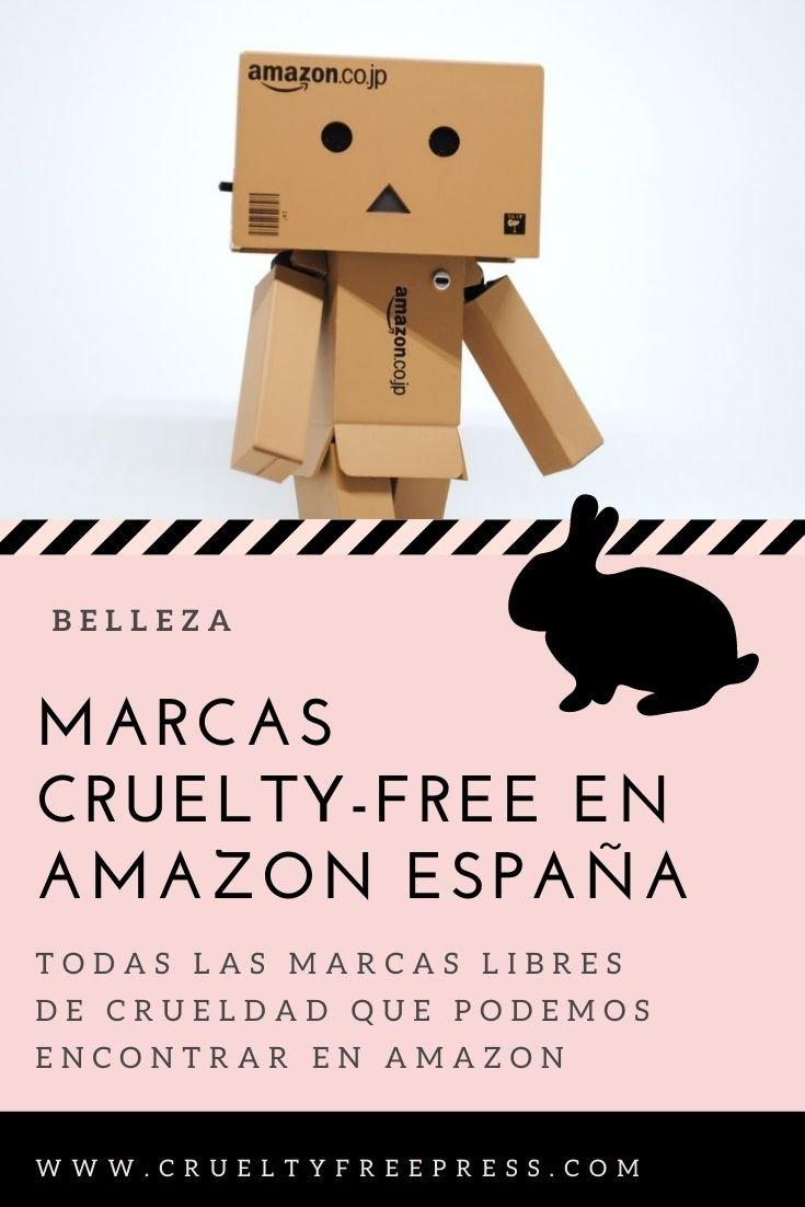 Comprar libre de crueldad en Amazon para Pinterest