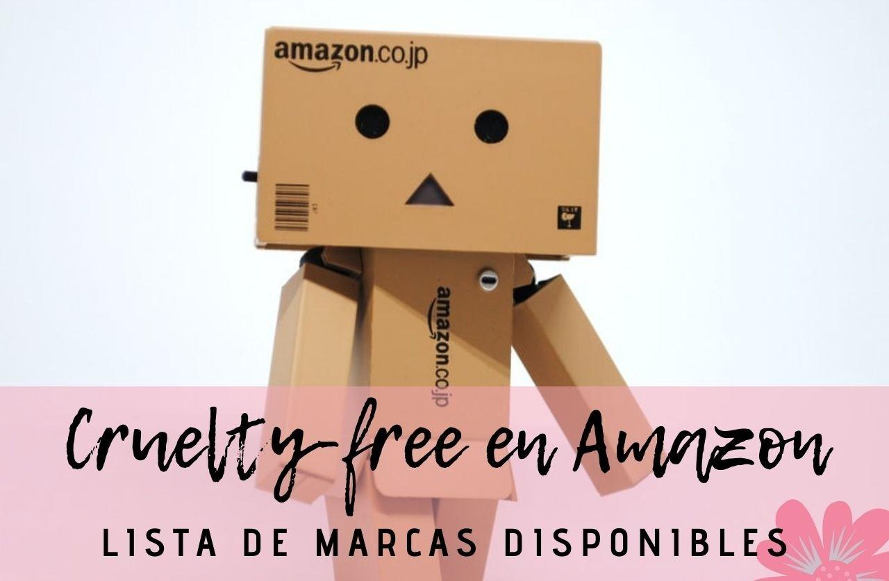 Comprar libre de crueldad en Amazon
