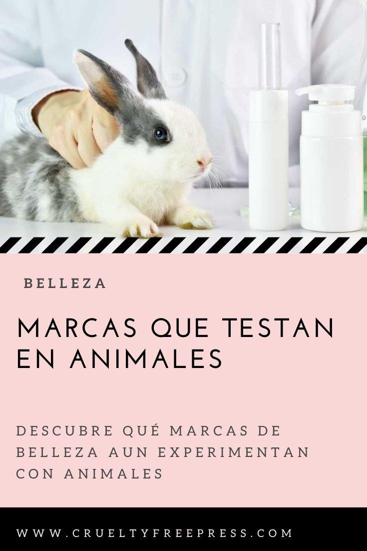 Maras que testan en animales o venden en China