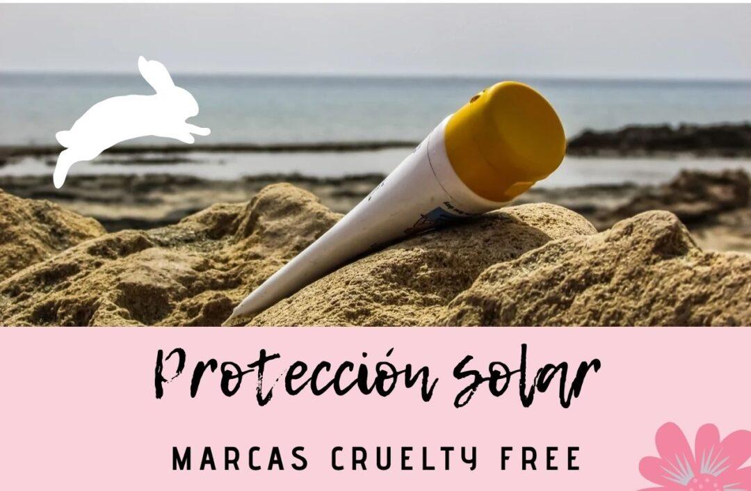 Cremas solares cruelty free